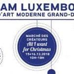 Marche créateurs 2018 Luxembourg Mudam