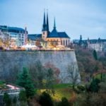 Marchés de l'Avent Noël Ville de Luxembourg