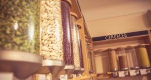 OUNI, épicerie bio sans emballage