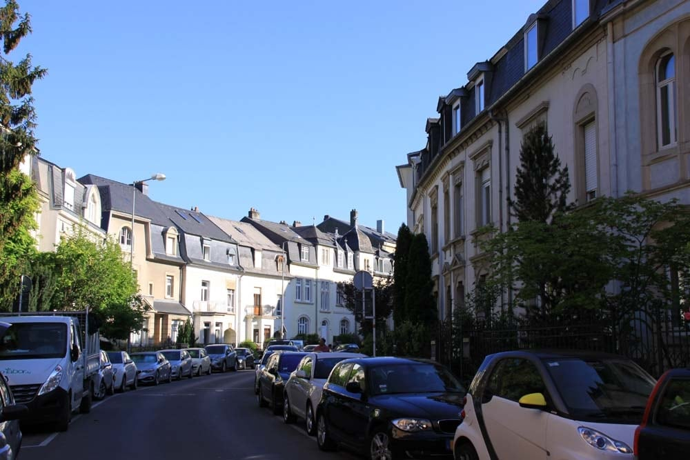 Quartier de la Petrusse