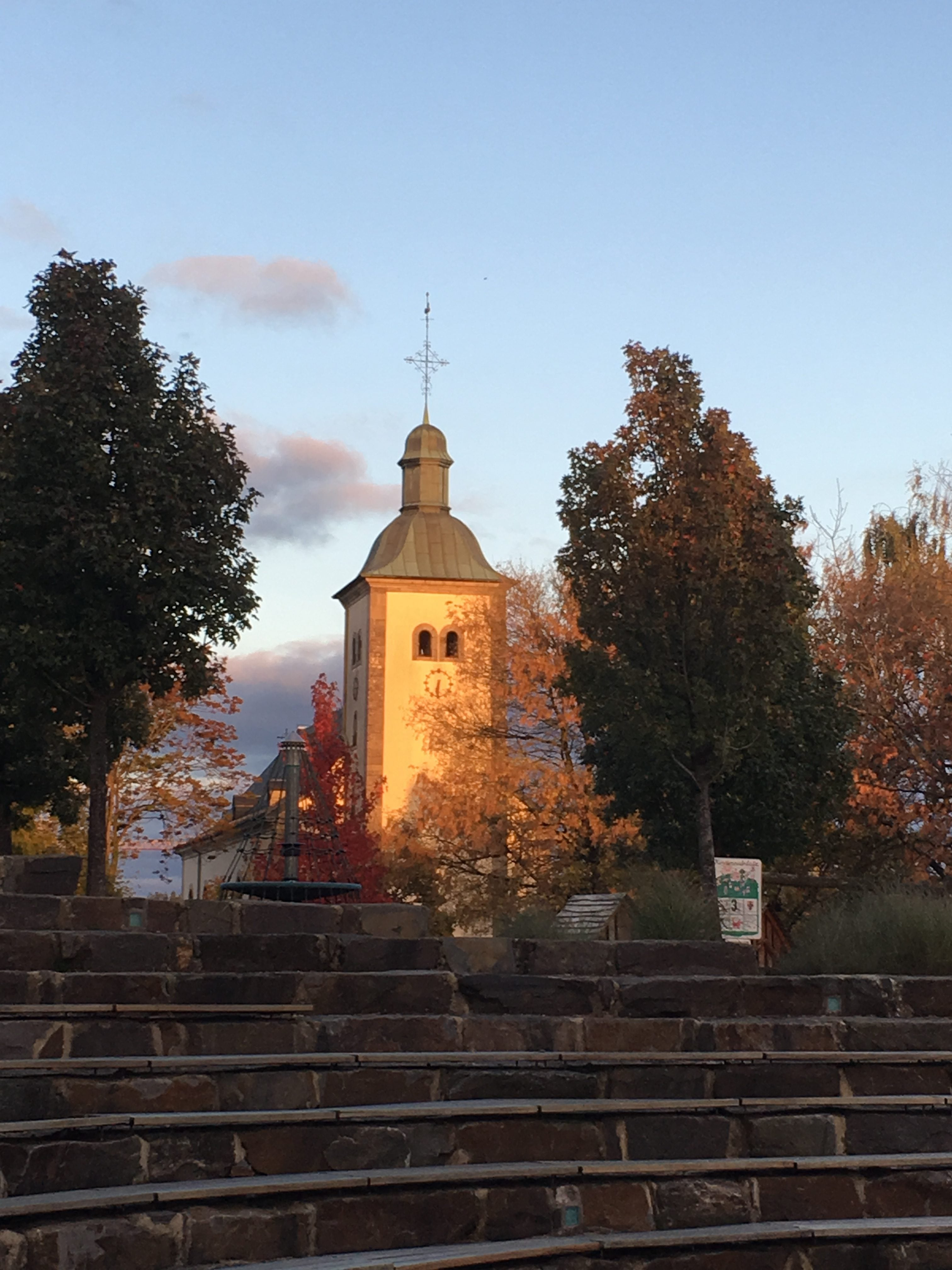 Where to practice your religion in Luxembourg: church