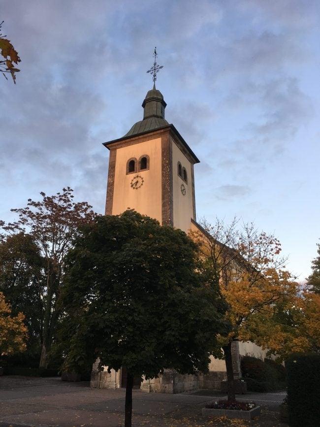 Eglise de Sandweiler Luxembourg