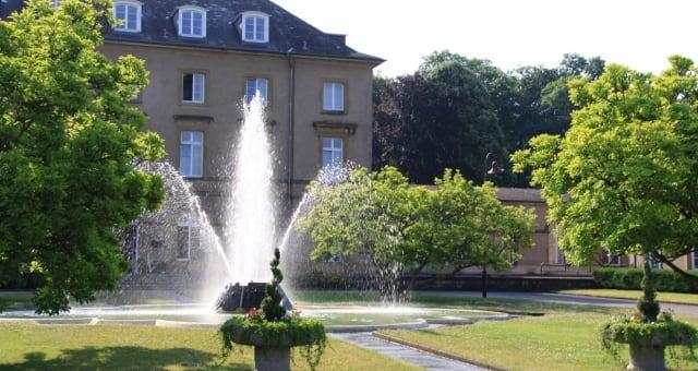 Campus université de Walferdange, Luxembourg