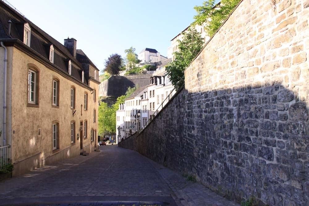 Rue de la Ville Basse Grund