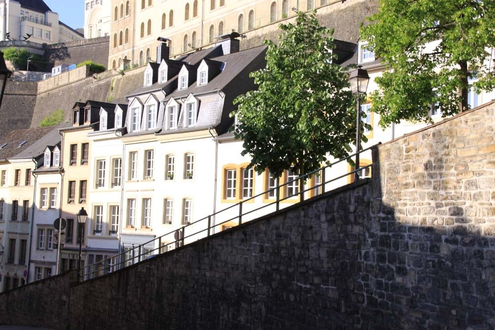 Ville basse Luxembourg