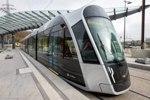Streetcar Luxembourg