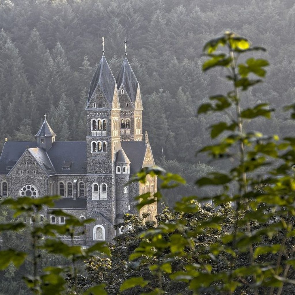 Our Natural Park Luxembourg Clervaux Church
