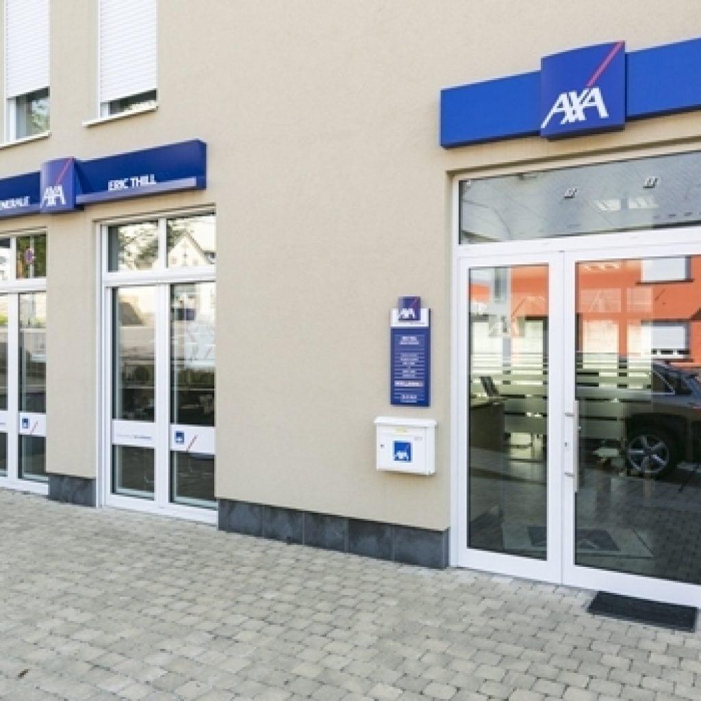 Agence assurance AXA Hobscheid Thill Eric