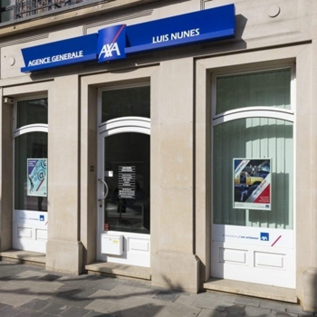 Agence AXA Assurance Luxembourg-Gare Nunes Luis