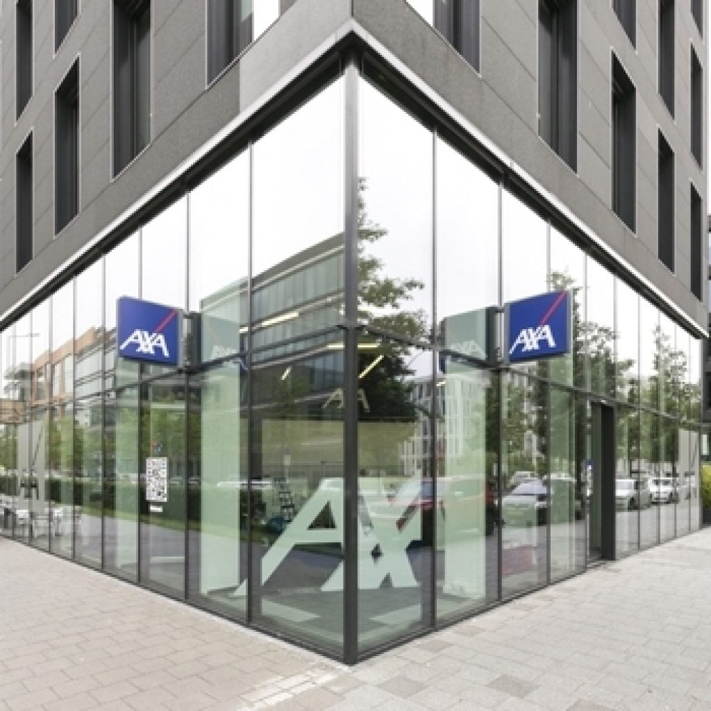 Agence AXA Assurances Luxembourg-Kirchberg Collee Pierre-Yves