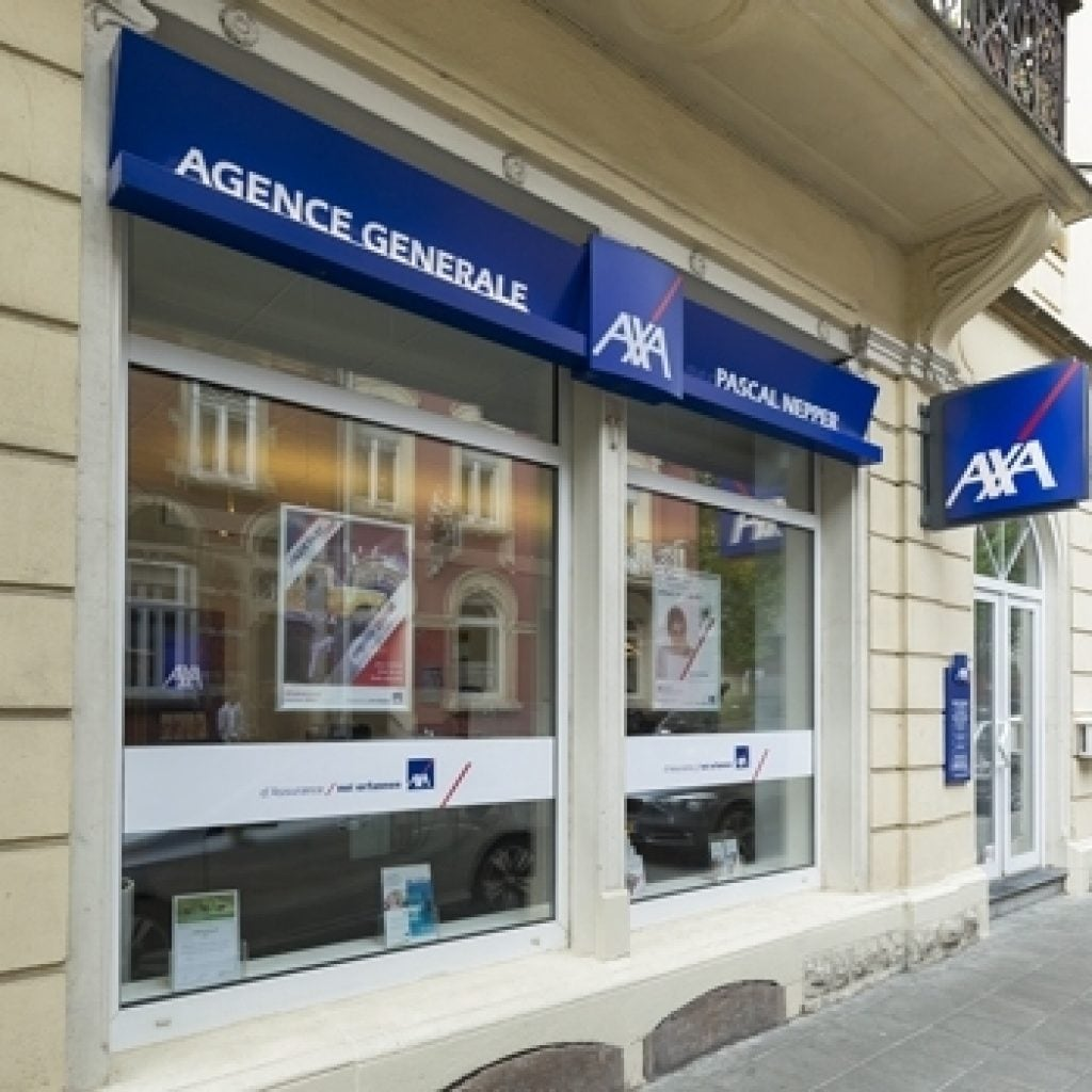 Agence AXA Assurances Luxembourg Limpertsberg Nepper et Weyland