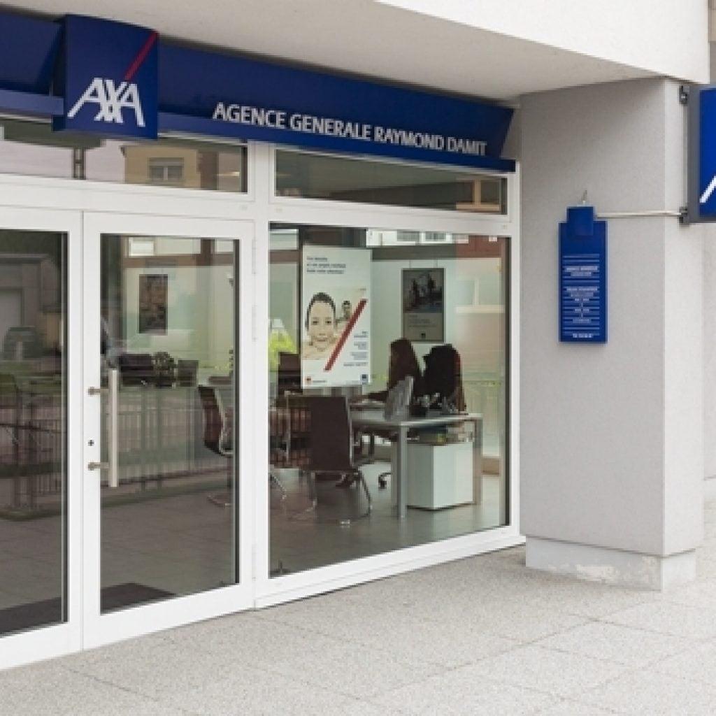 Agence Assurance AXA Walferdange Damit Raymond