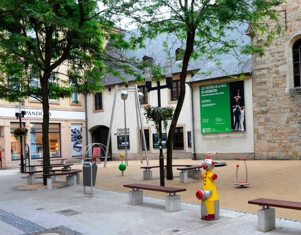 Theatre des Capucins Luxembourg