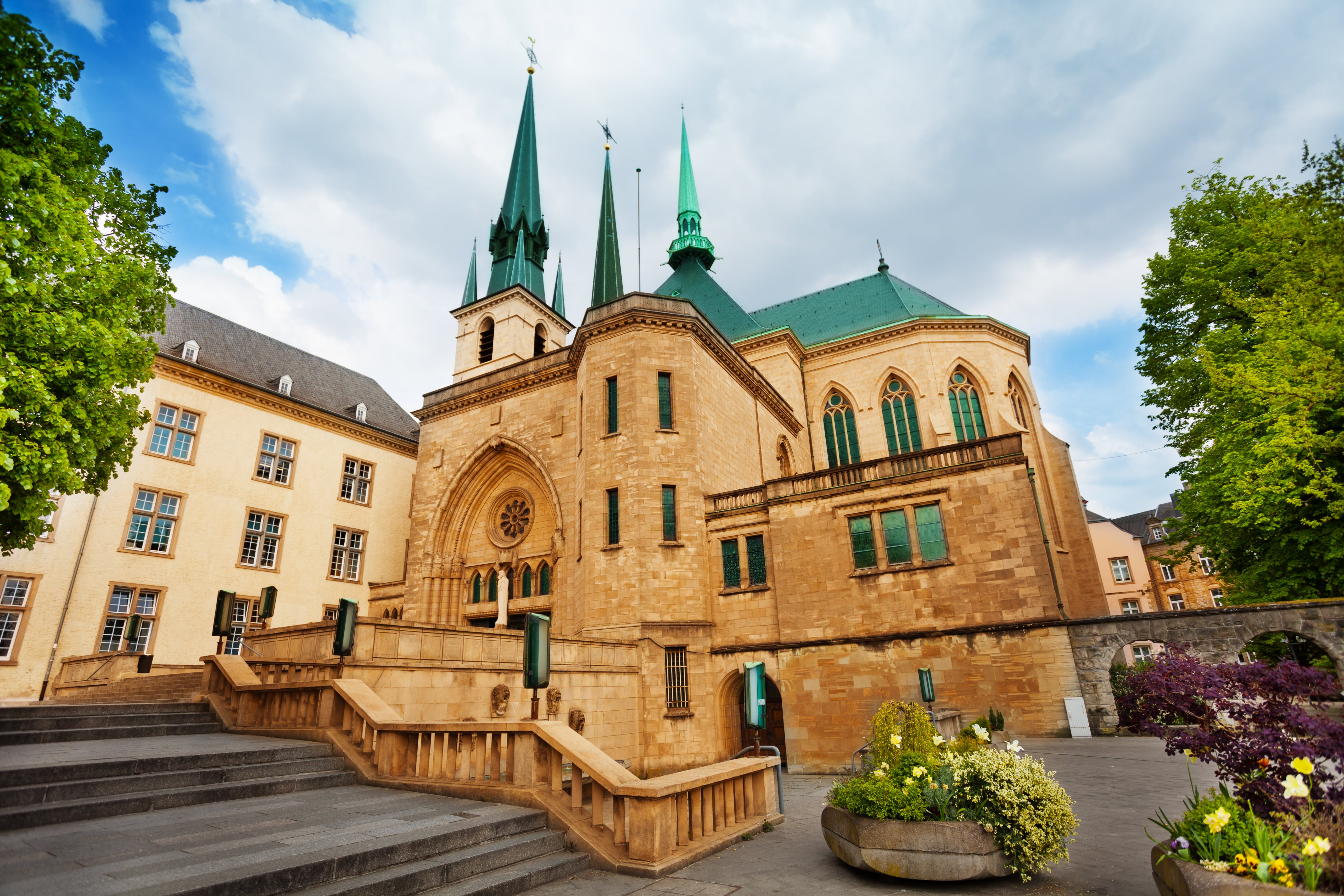 Cathédrale Notre-Dame Luxembourg
