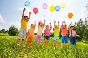 Fêter l'anniversaire de vos enfants Luxembourg