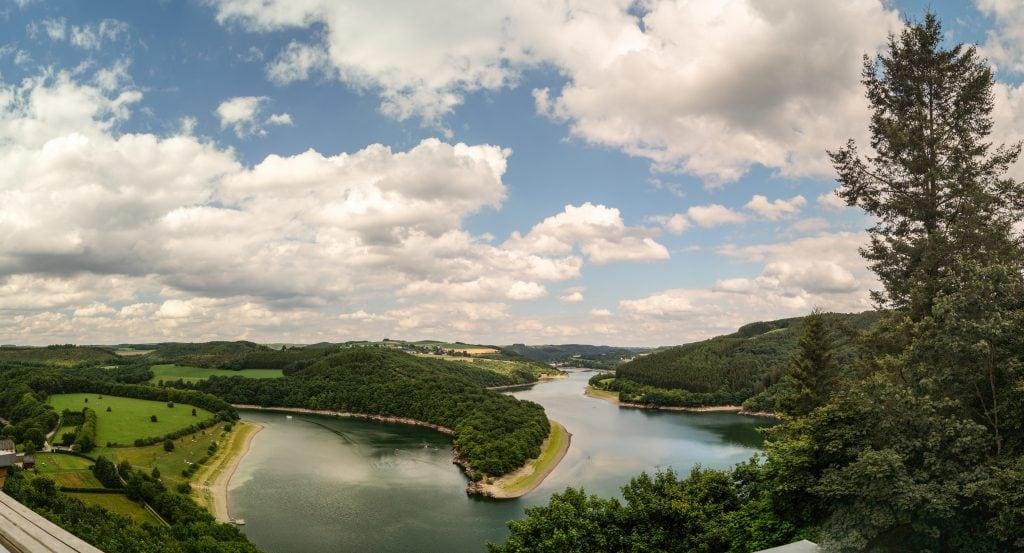 Haute-Sûre Lake Luxembourg
