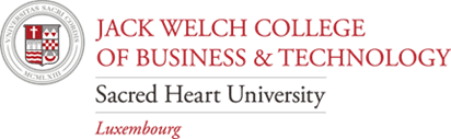 Jack Welsh College Sacred Heart University Luxembourg
