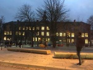 Lycée de Garçons Luxembourg - LGL