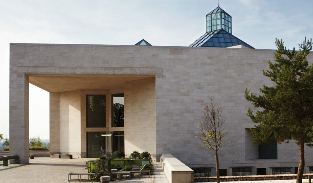 Musée Art Moderne Mudam