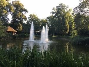 Municipal Park edouard Andre Luxembourg