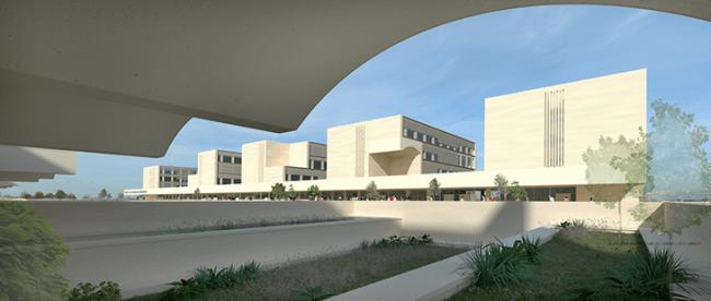 Projet Vauban Gasperich Luxembourg