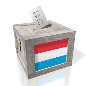 Voting rights and elections in Luxembourg