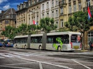 Autobus Luxembourg