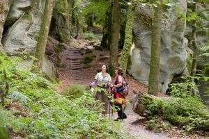 Randonnée - Luxemburg - Müllerthal Trail