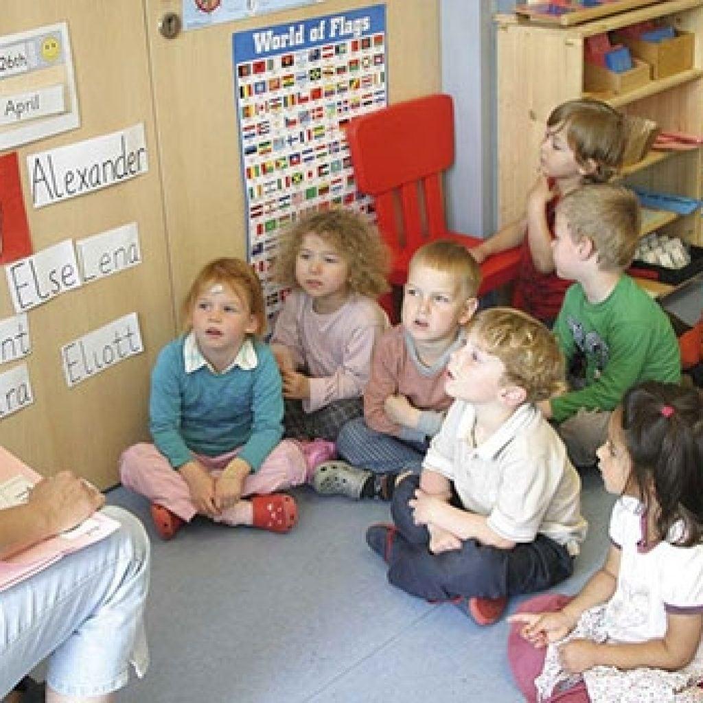 Sunflower Montessori Luxembourg