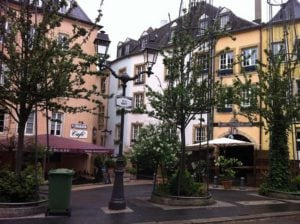 Real estate prices Luxembourg