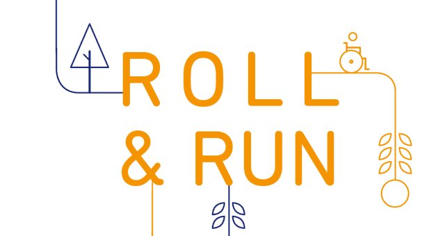 Roll & run the inclusive race in Luxembourg