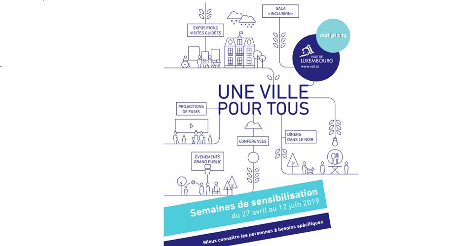 Une ville pour tous Luxembourg