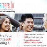 unicareers.lu salon de l'emploi Luxembourg