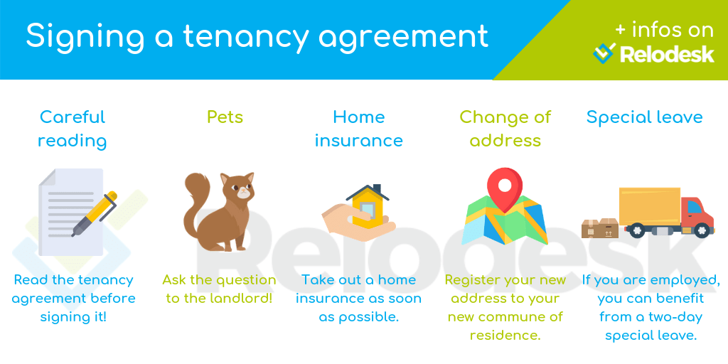 Renting An Apartment Or A House In Luxembourg What Is To Be Done