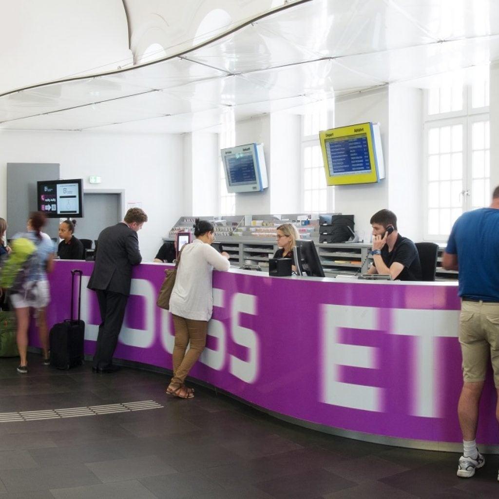 Mobiliteitszentral Service client transports publics Luxembourg