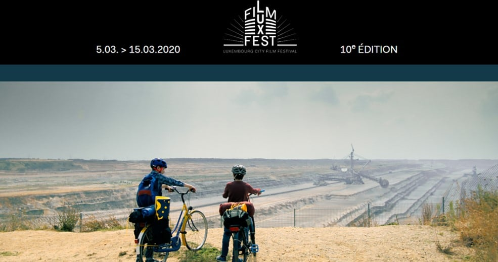 The Luxembourg City Film Festival for cinema lovers