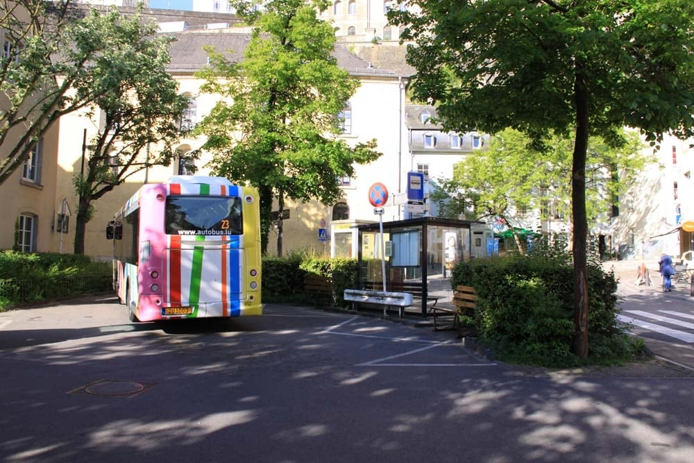 Buying one's transport subscriptions and tickets in Luxembourg