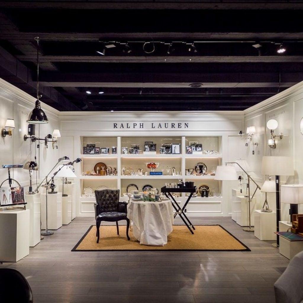 Dorma Home Luxembourg mobilier Ralph Lauren et design interieur