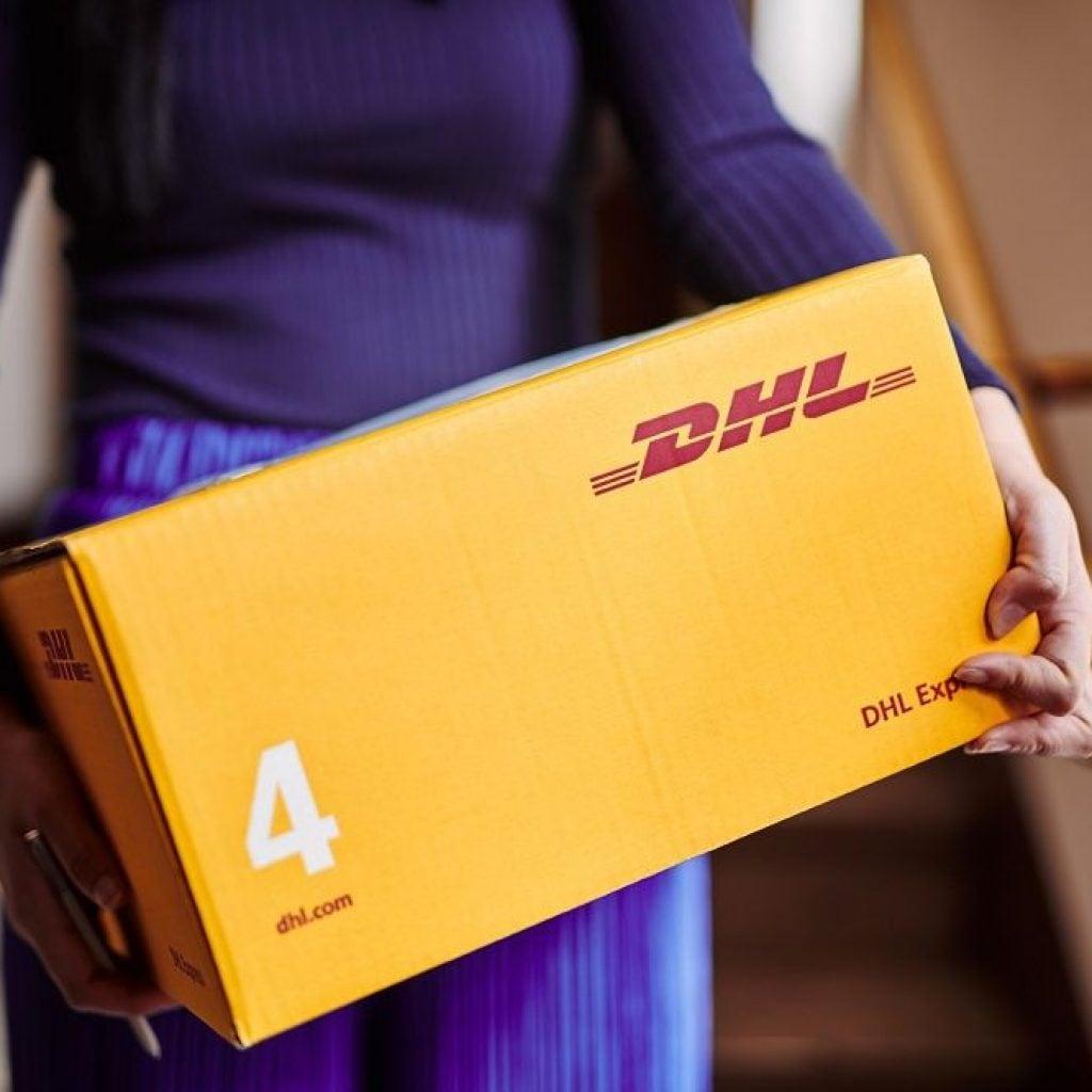 DHL Livraisons express Luxembourg et monde
