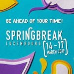 Springbreak innovation spring fair Luxembourg