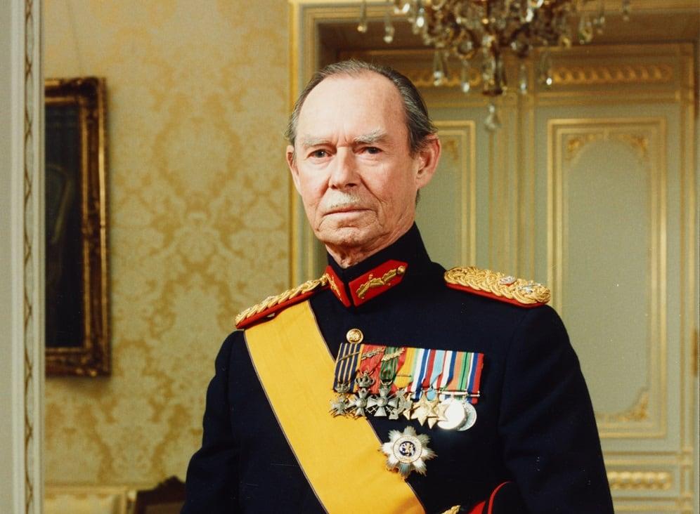 Death of Grand-Duke Jean