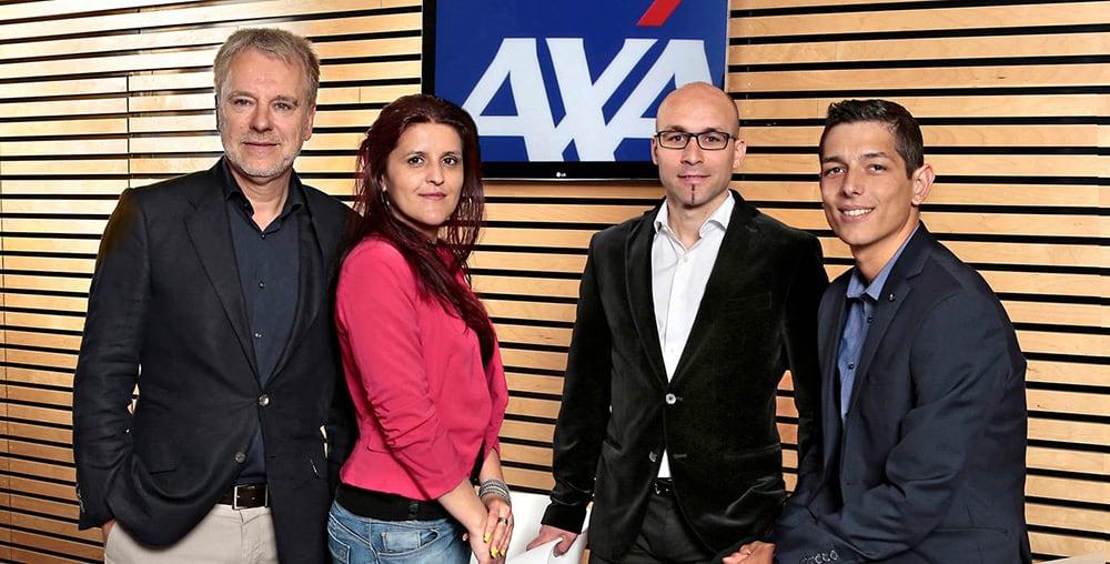 AXA Assurances Luxembourg gence_neumann_team-