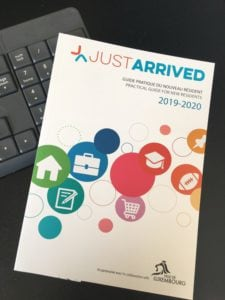 Guide Just Arrived 2019-2020