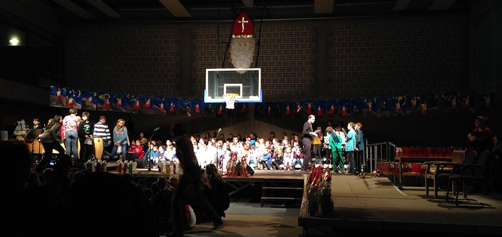 St Nicolas, la fête des enfants le 6 décembre