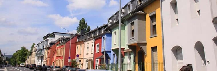 Habiter à Beggen, quartier de la ville de Luxembourg