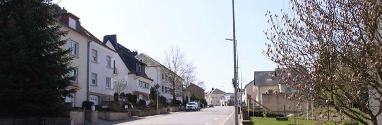 Habiter Cessange, quartier sud de la Ville de Luxembourg