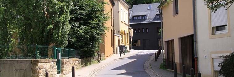 Habiter à Dommeldange, quartier nord de la ville de Luxembourg
