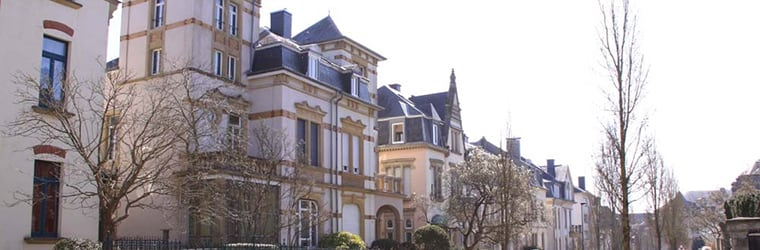 Limpertsberg district, moving to Luxembourg City