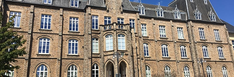 Secondary education, high schools in Luxembourg