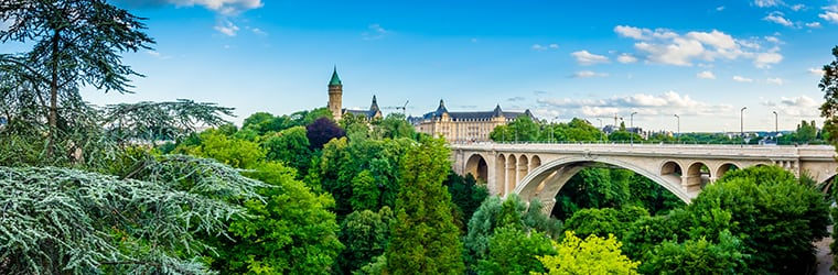 Visiting Luxembourg